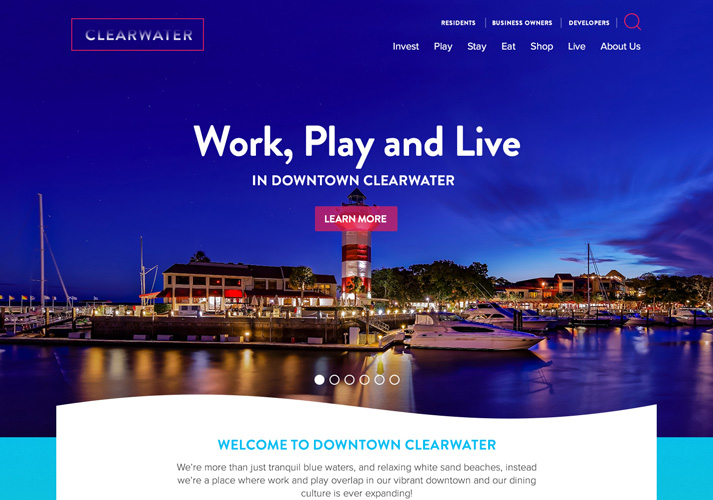 Clearwater Theme