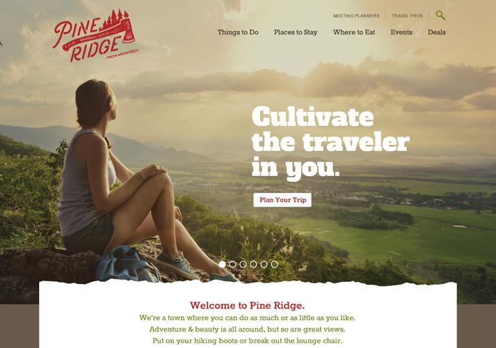 Pine Ridge Theme