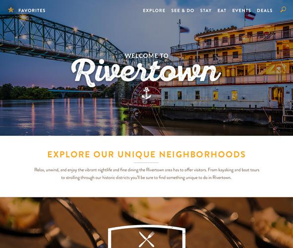 Rivertown Theme