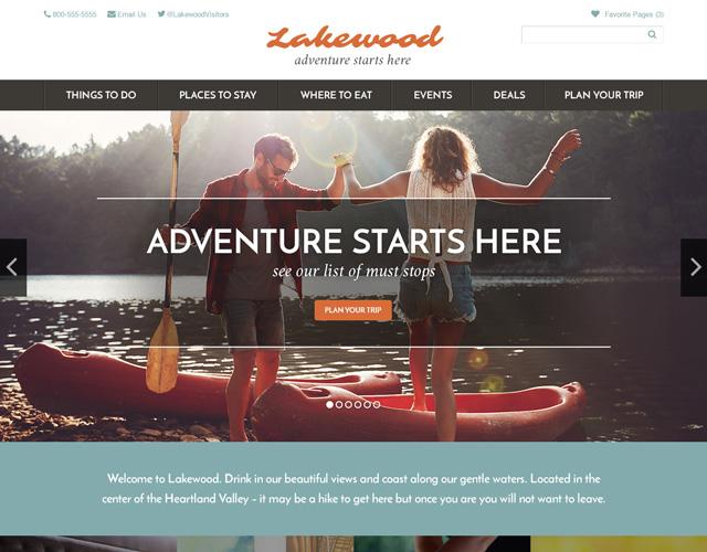 Lakewood Theme